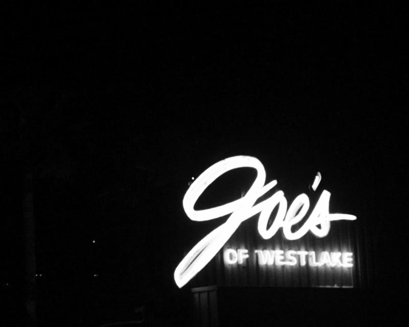 Joe's of Westlake