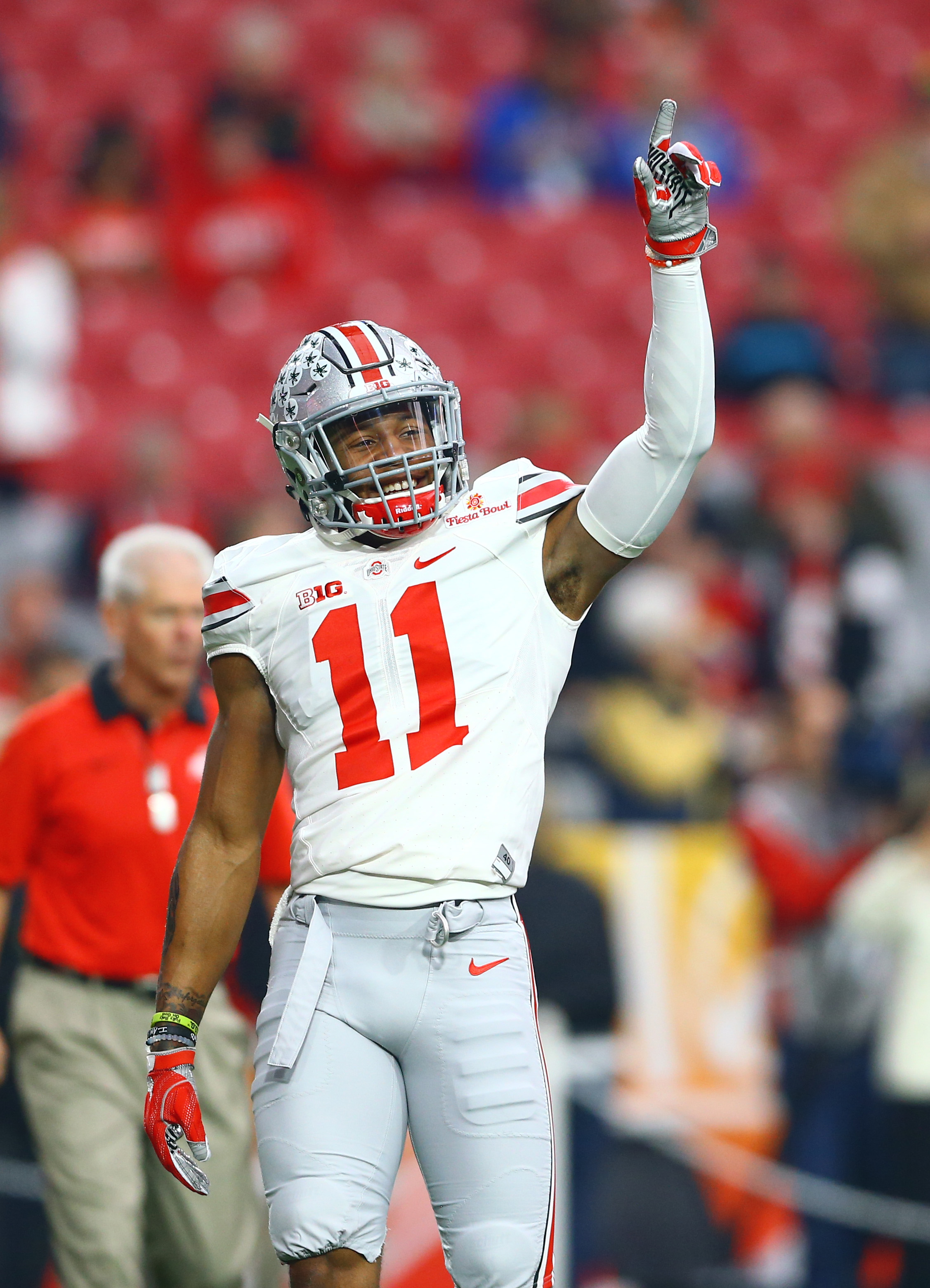 Another Buckeye joins the Who Dat Nation!