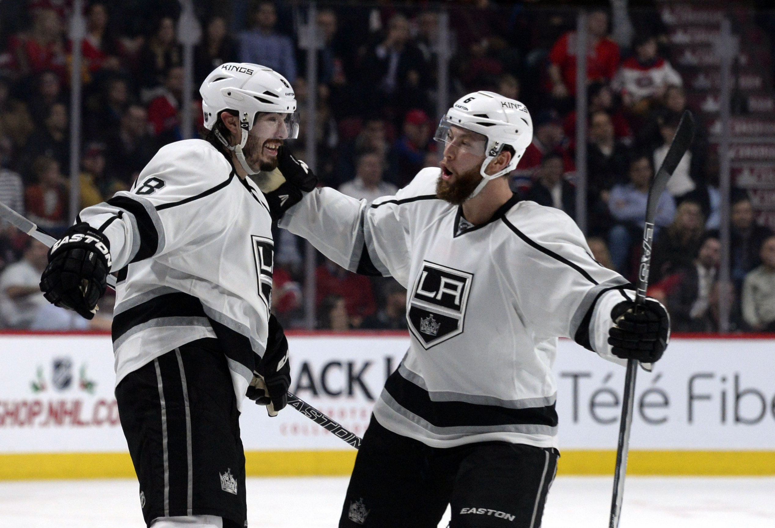 I can't quit you, Jake Muzzin