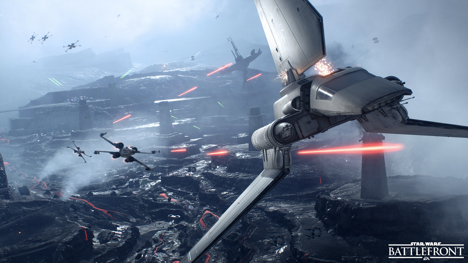 Star Wars Battlefront celebrates May the 4th with a free PC trial (Correction)