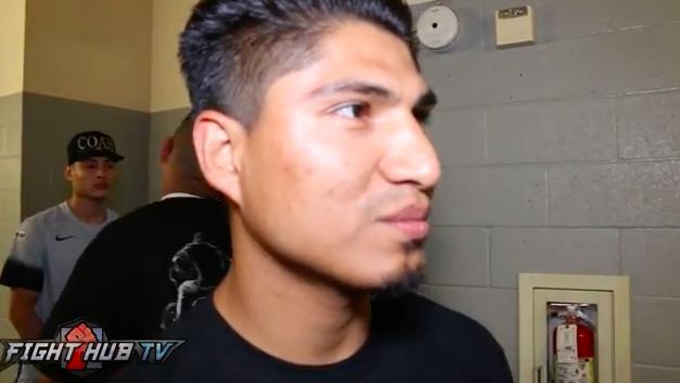 Victor Ortiz vs Andre Berto II - Bad Left Hook