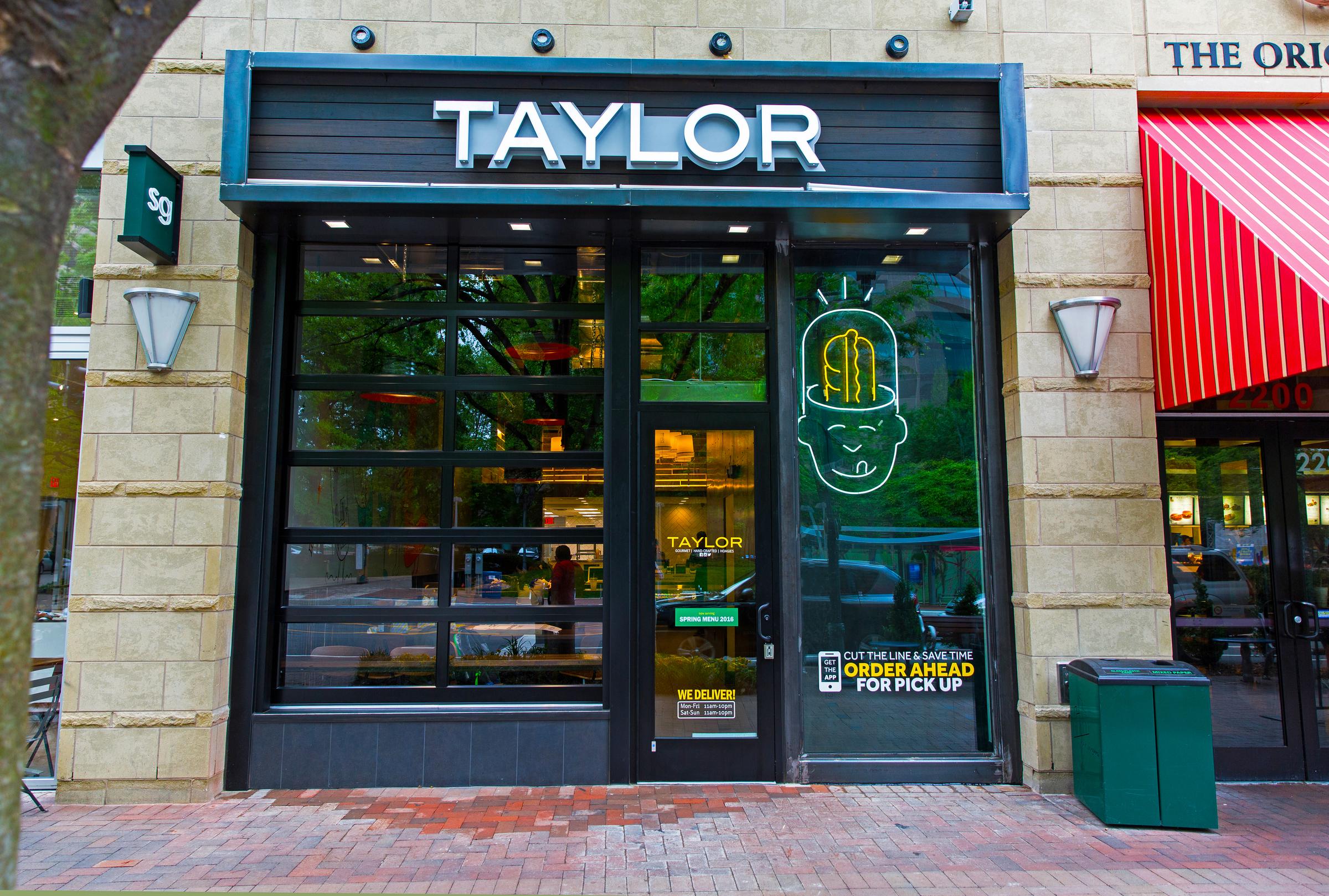 Taylor Gourmet Crystal City