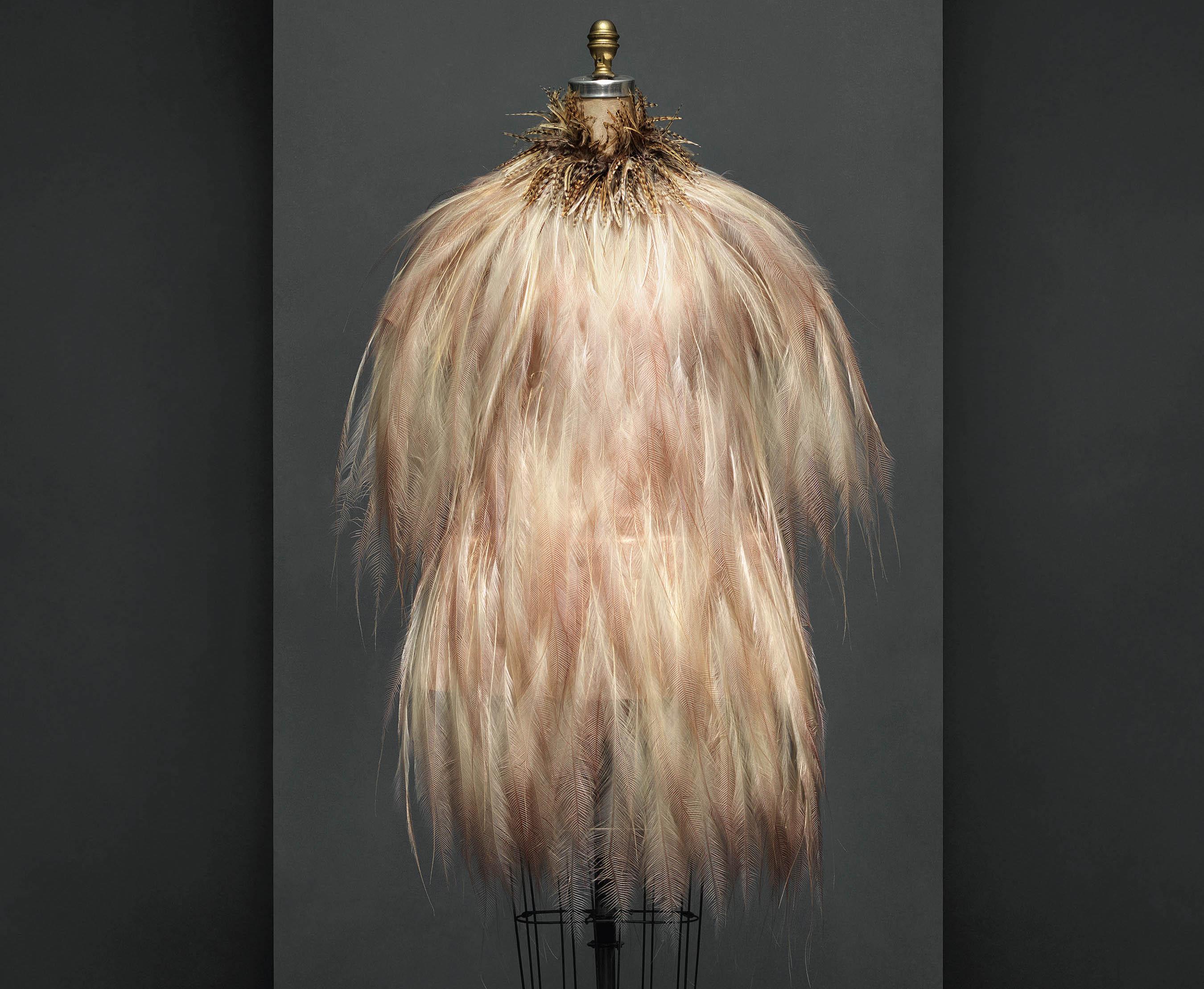 Yves Saint Laurent evening dress, 1969-70