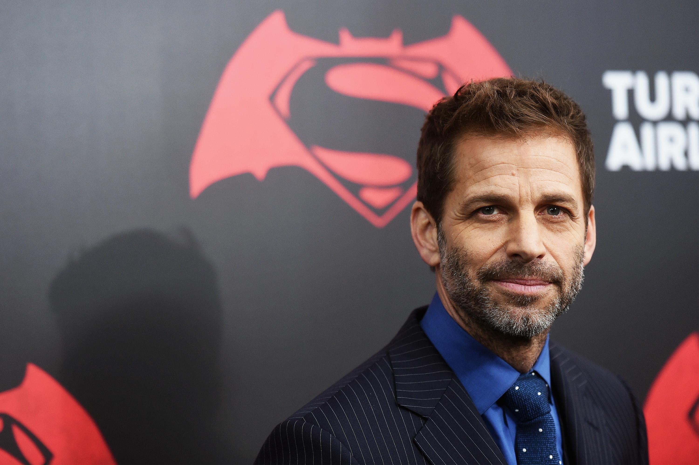 Zack Snyder's baffling vision for superhero movies, explained by Zack Snyder