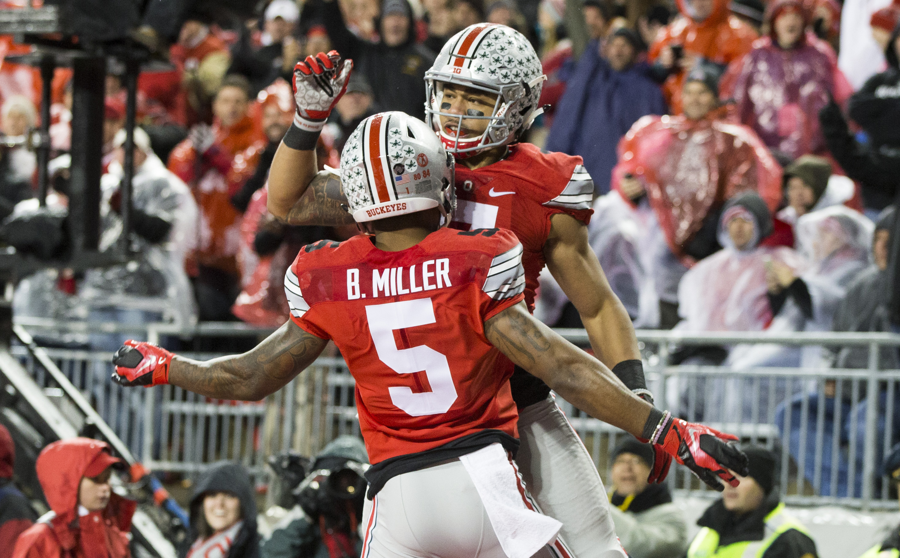 Braxton Miller is one of the BRB staff's most welcome 2016 draft picks
