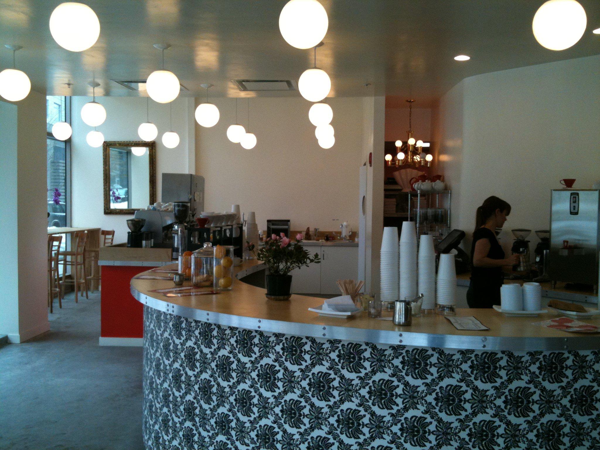 Voltage Coffee, before Barismo renovations