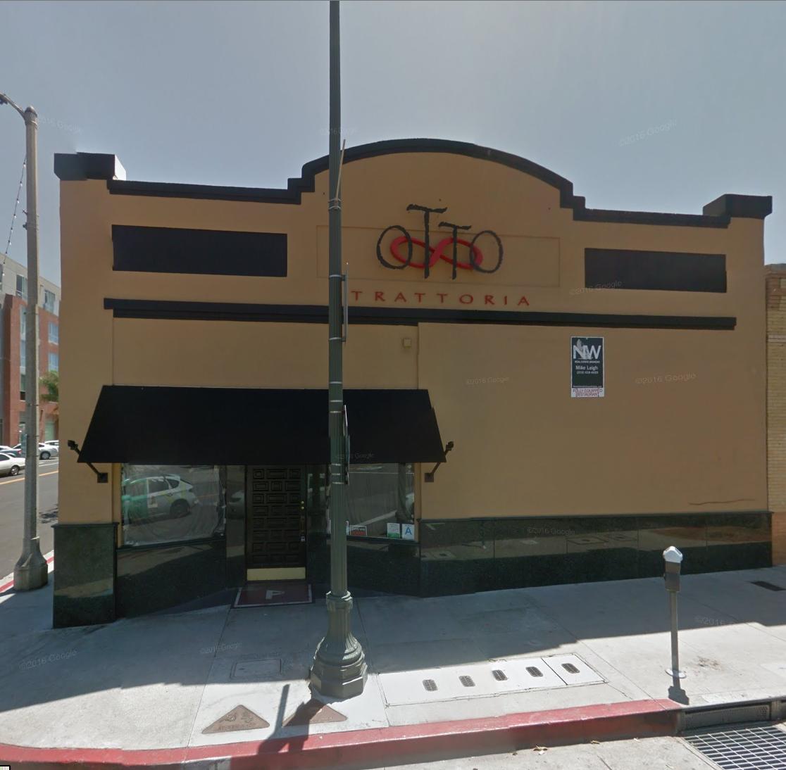 The former Papadakis Taverna, San Pedro