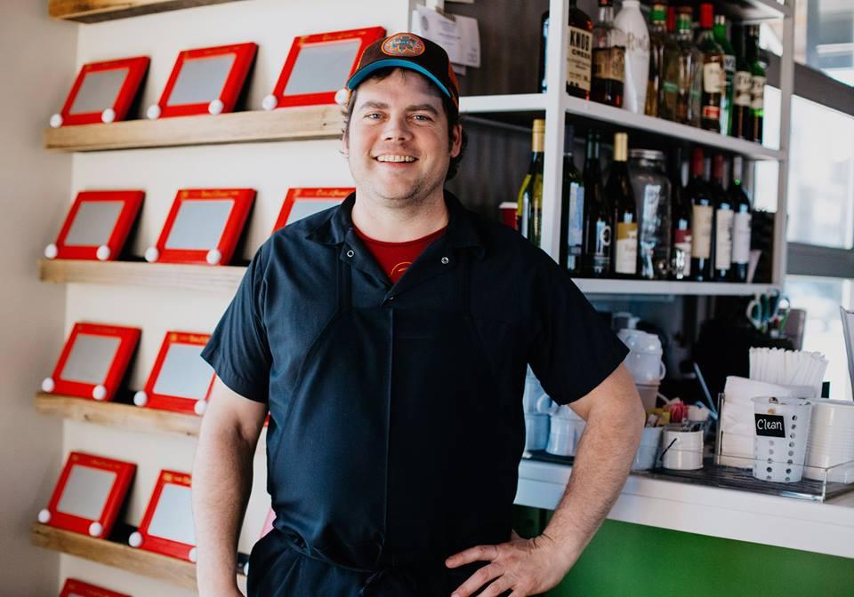 Scott Parker at Four Friends Kitchen
