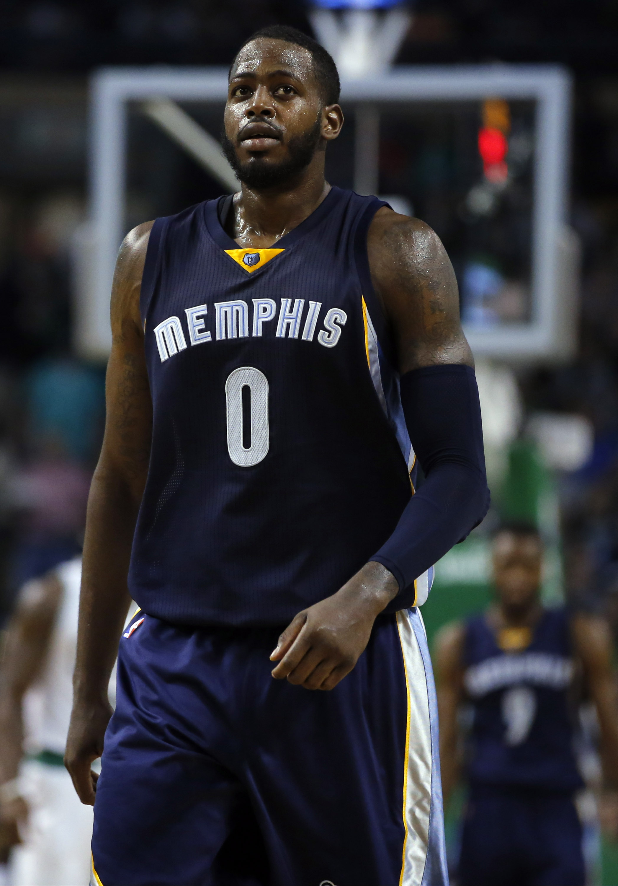 JaMychal's energy off the bench was huge for the Grizzlies this past season,