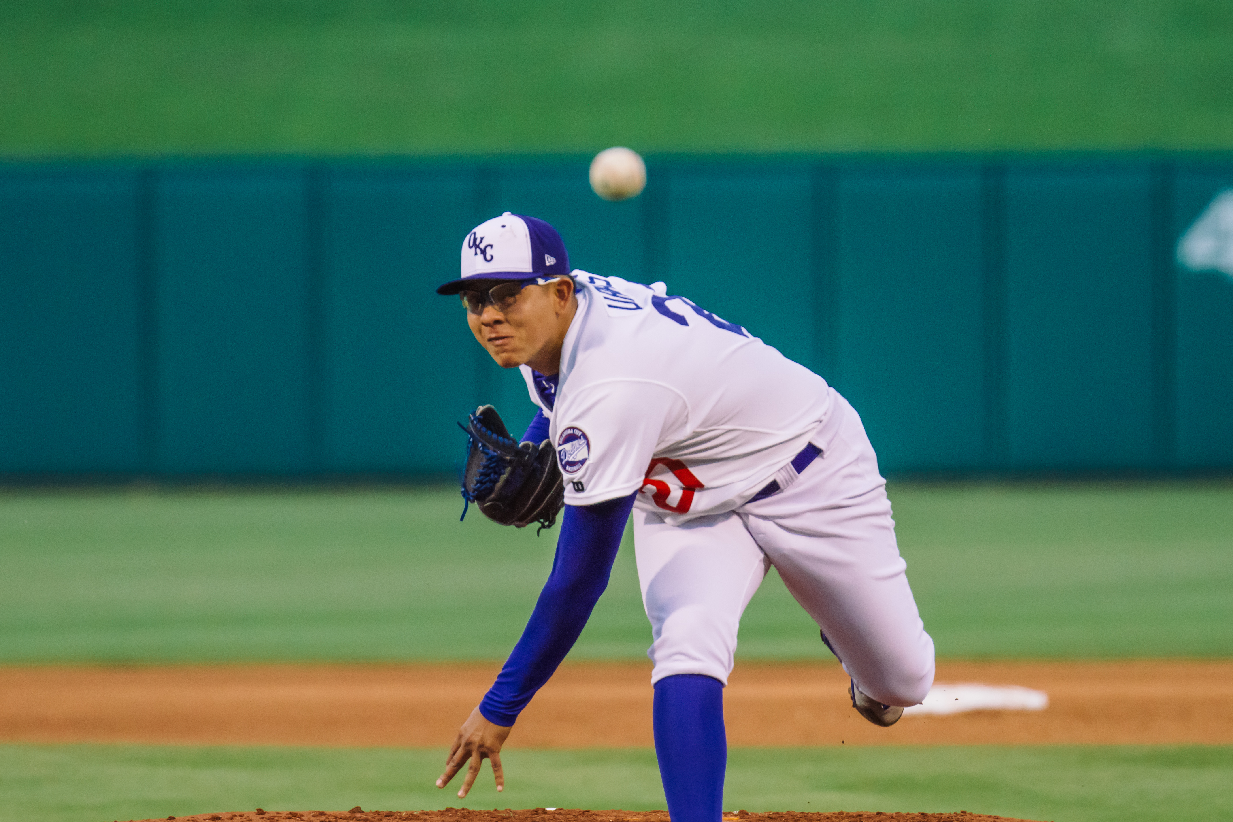 Julio Urias was so dominant on Wednesday, he pitched a season-high six innings, all without allowing a hit.