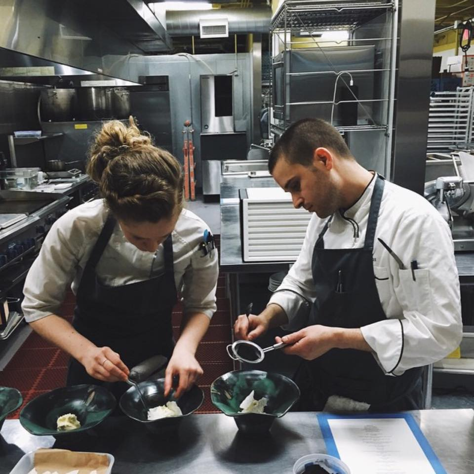 Nomad.PDX's Ali Matteis and Ryan Fox