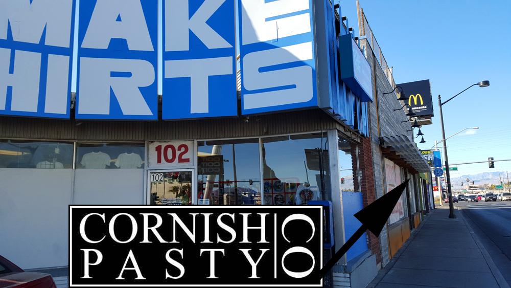 Cornish Pasty Co.