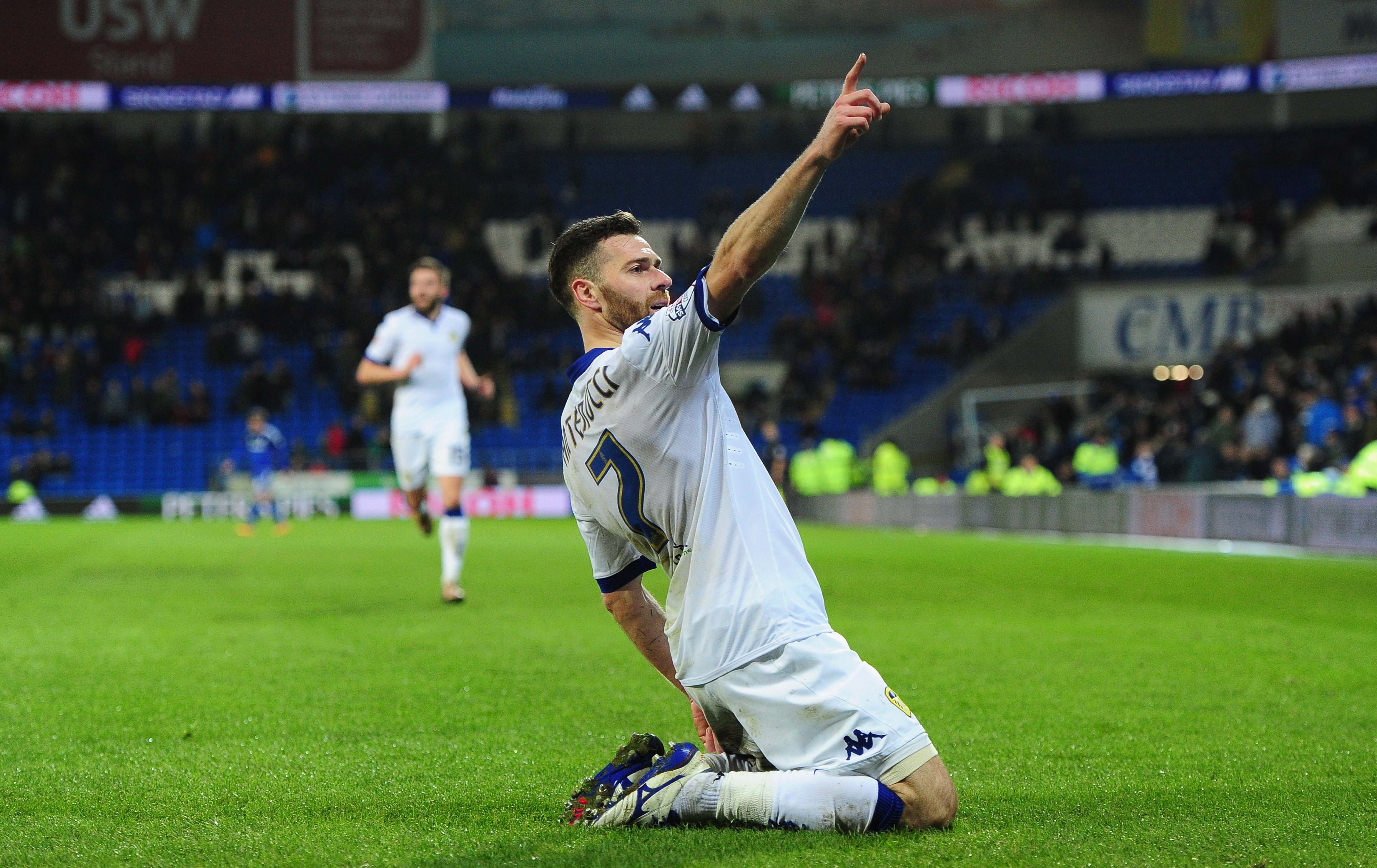 Will Antenucci stay or will he (and his beard and nine goals) go?