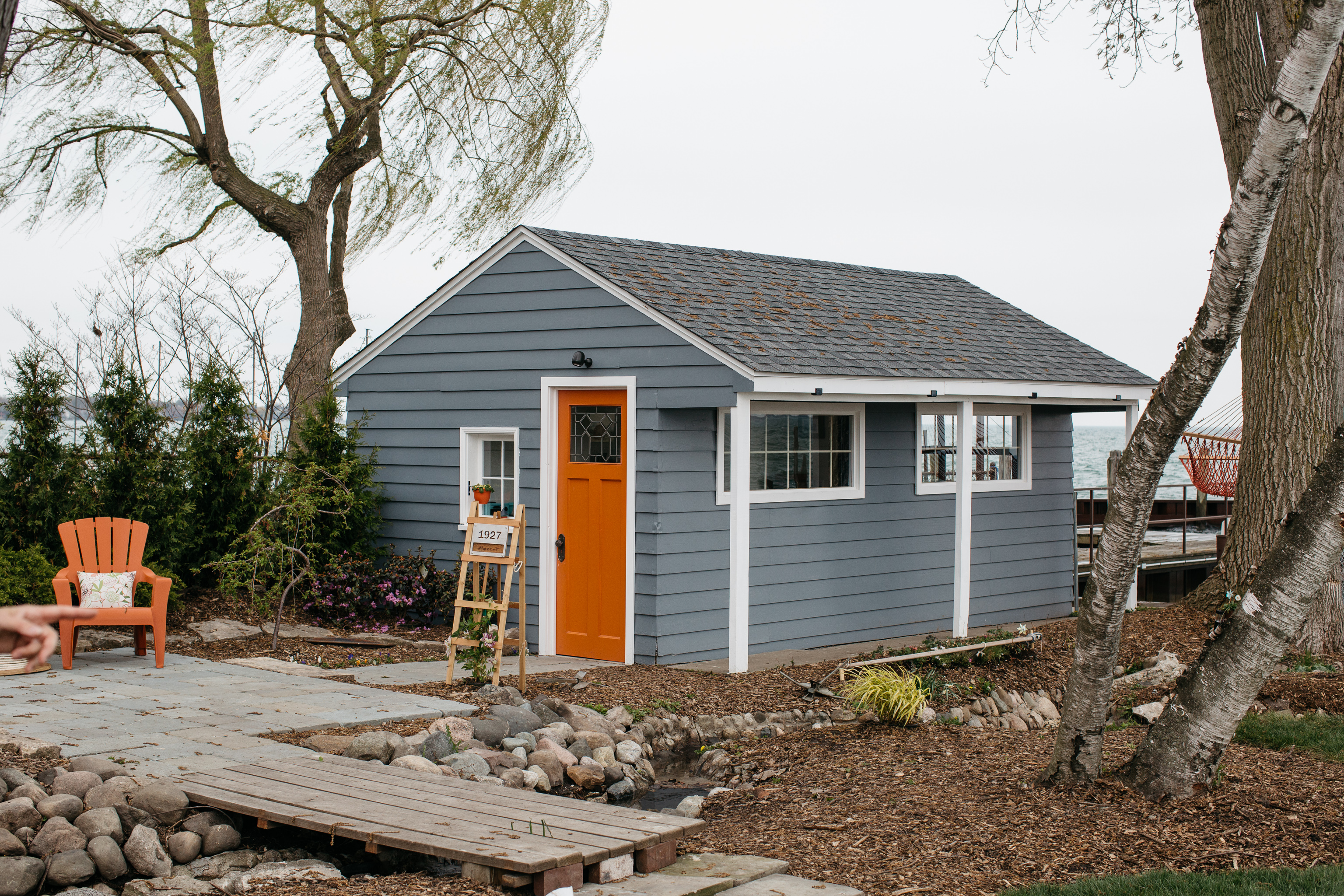 The Designers' Show House Includes a Tiny House
