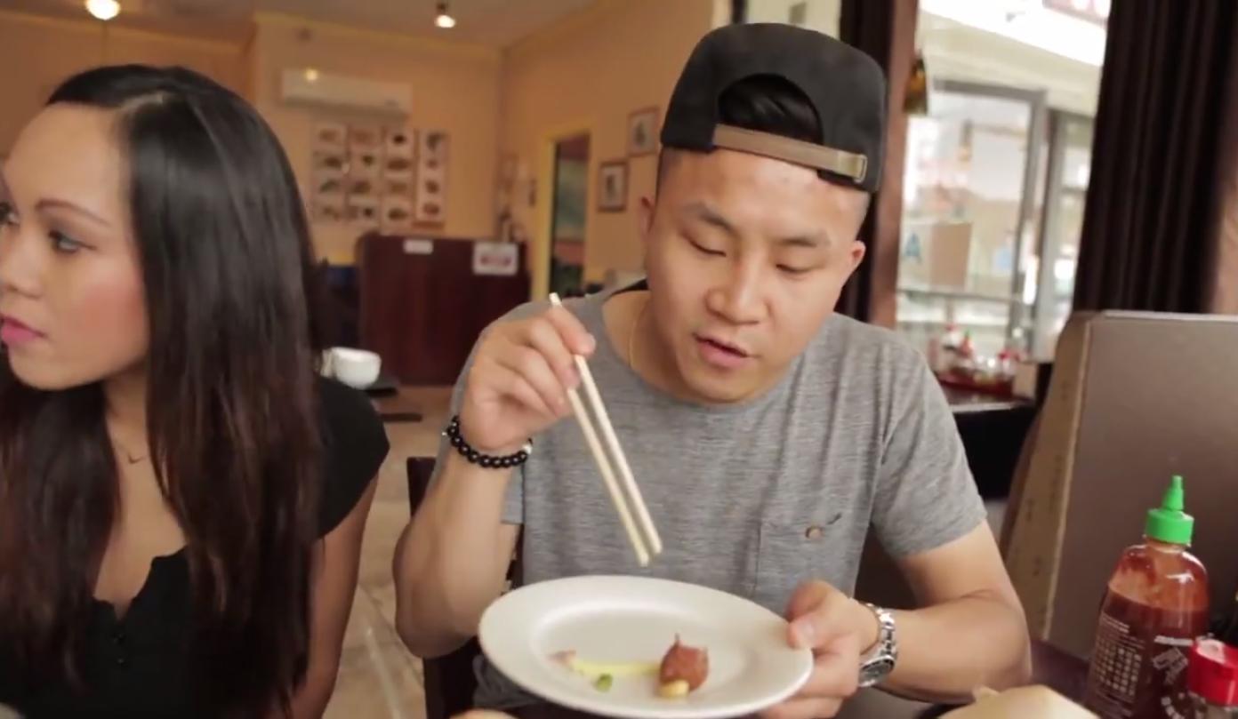 The Fung Bros. at Hoy Ka Noodle