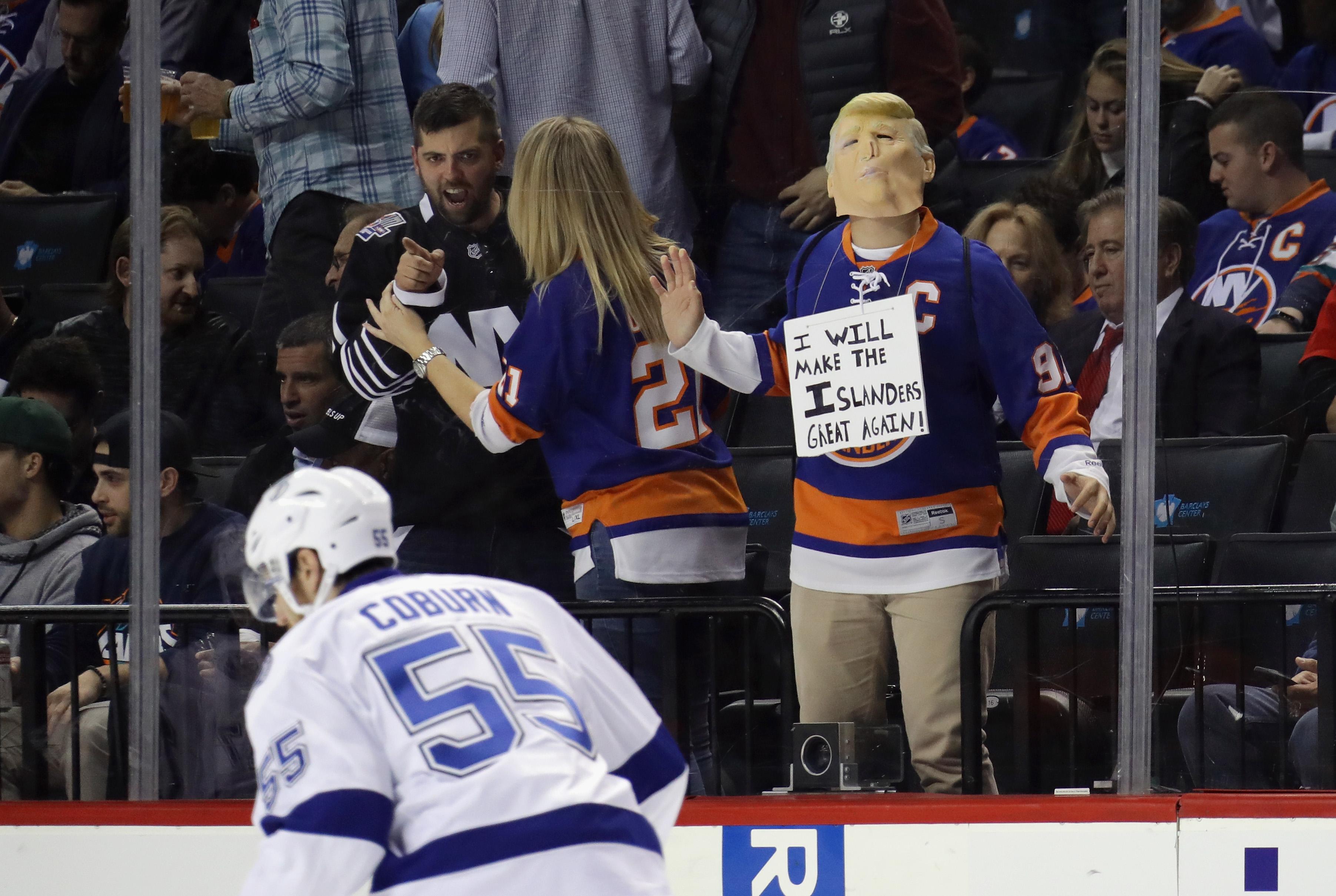 New York Islanders 2016 Playoffs Lighthouse Hockey