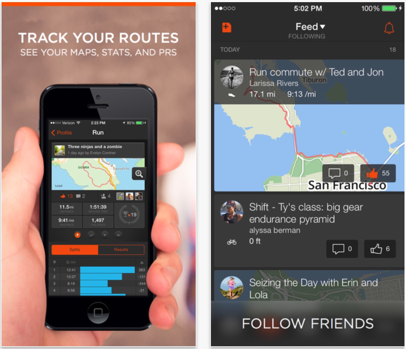 Cycling-Centric Fitness App Strava Raises $18.5 Million in Venture Capital Funding
