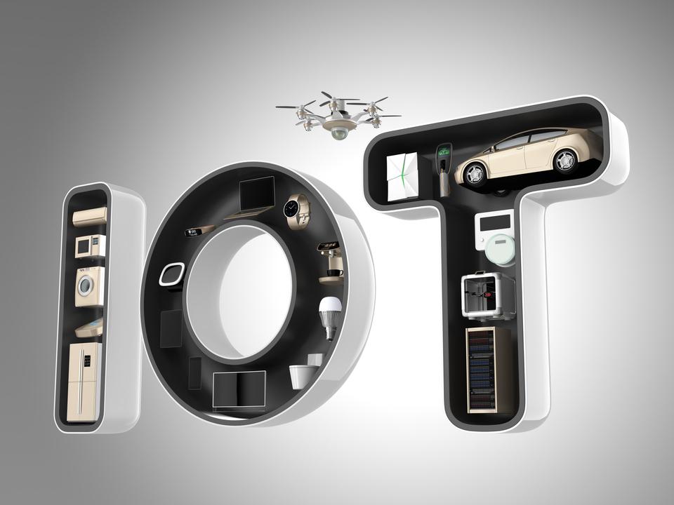 IoT Will Drive Tech Outside of IT