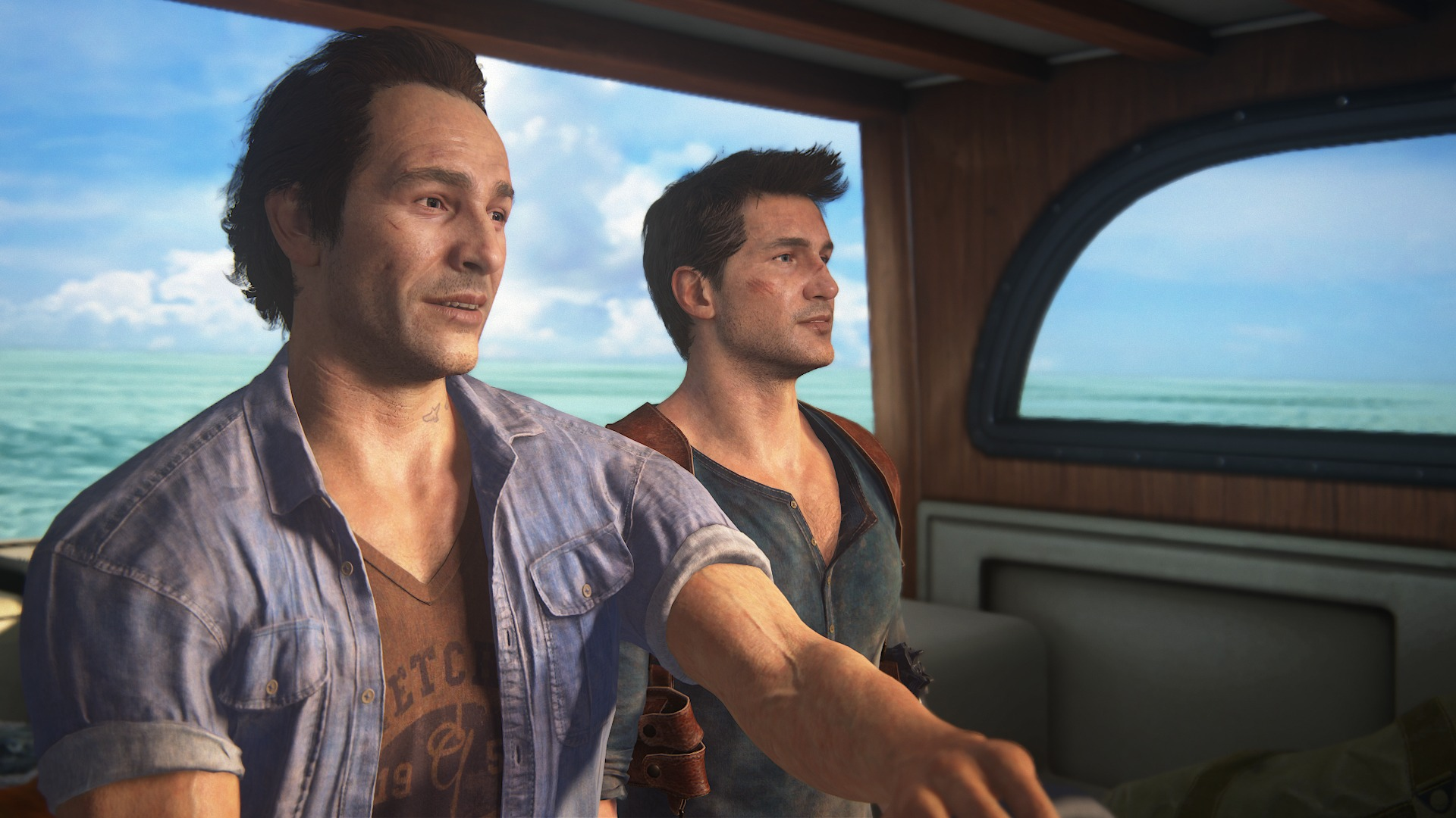 Uncharted 4 is the best (and possibly last) game of its kind - The Verge