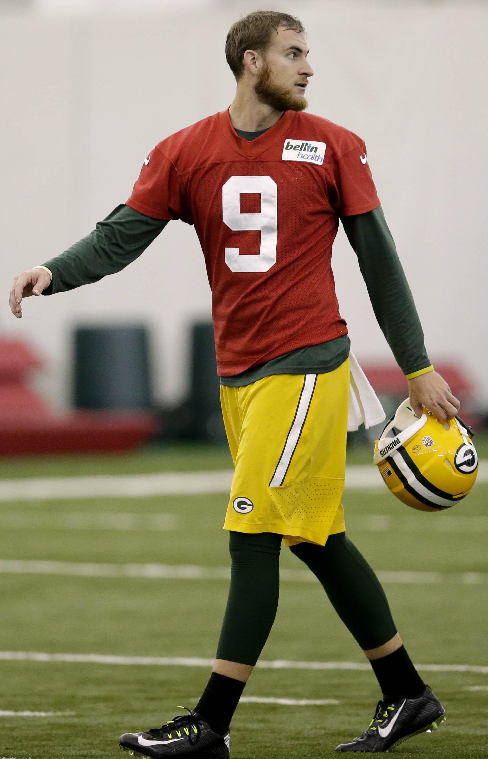 Packers QB Ryan Williams