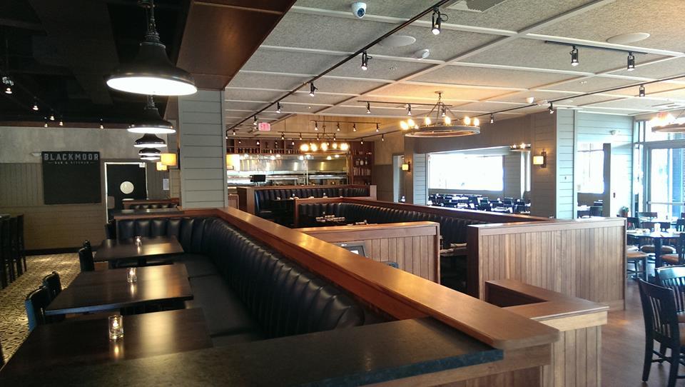 Blackmoor Bar + Kitchen