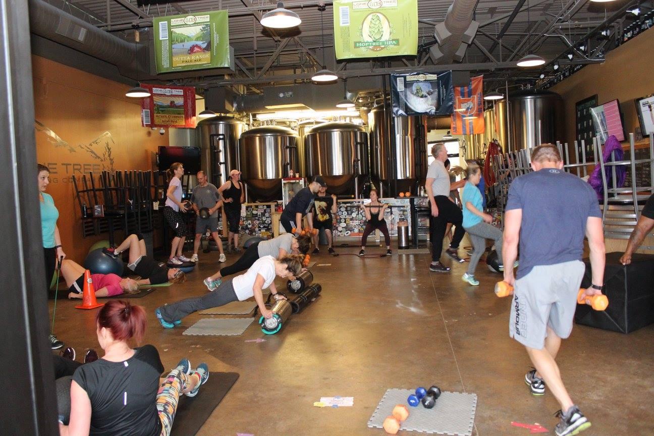 Brewery Boot Camp at Comrade Brewing on May 1