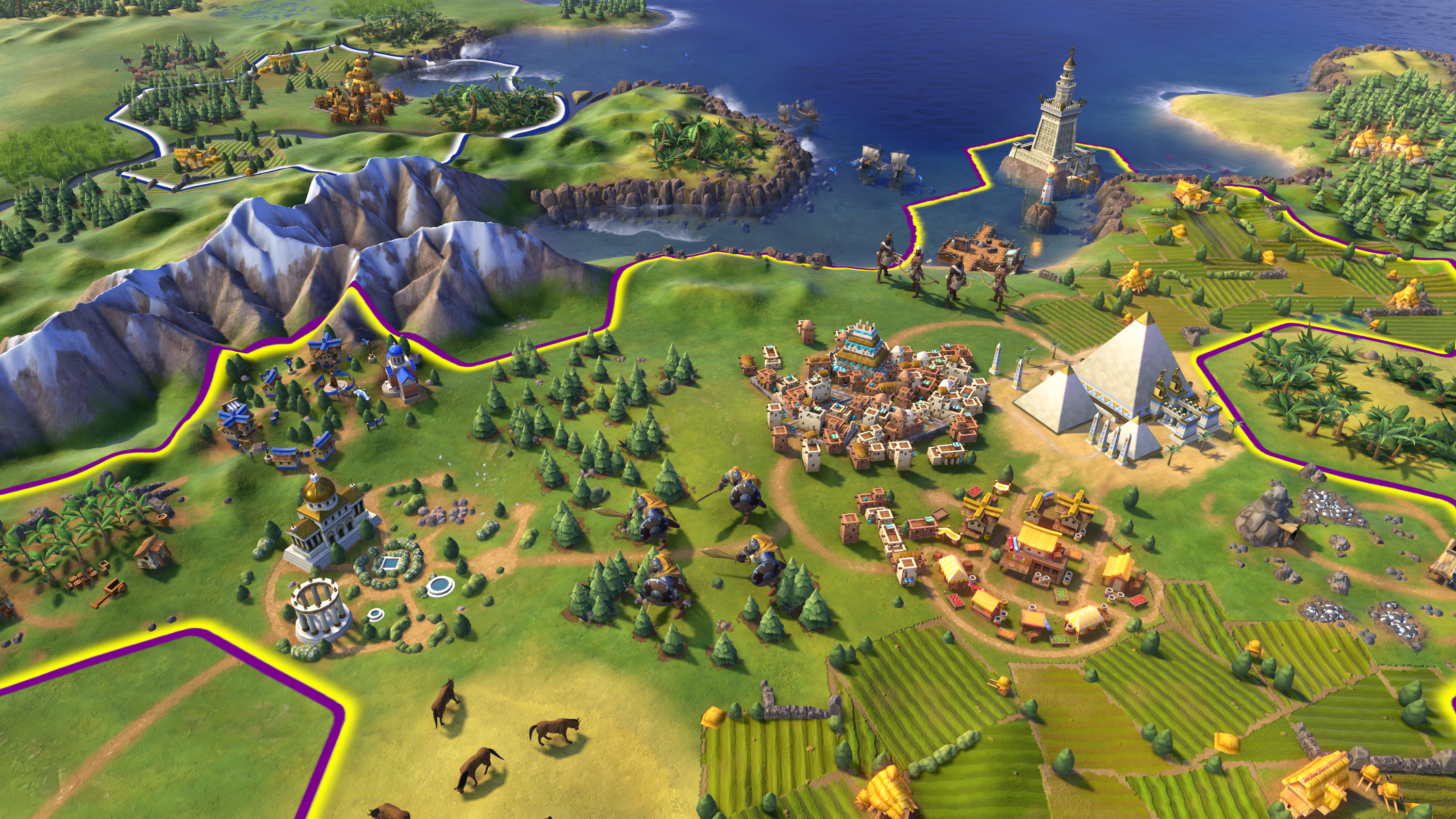 Civilization 6 is coming in October, with big changes | Polygon