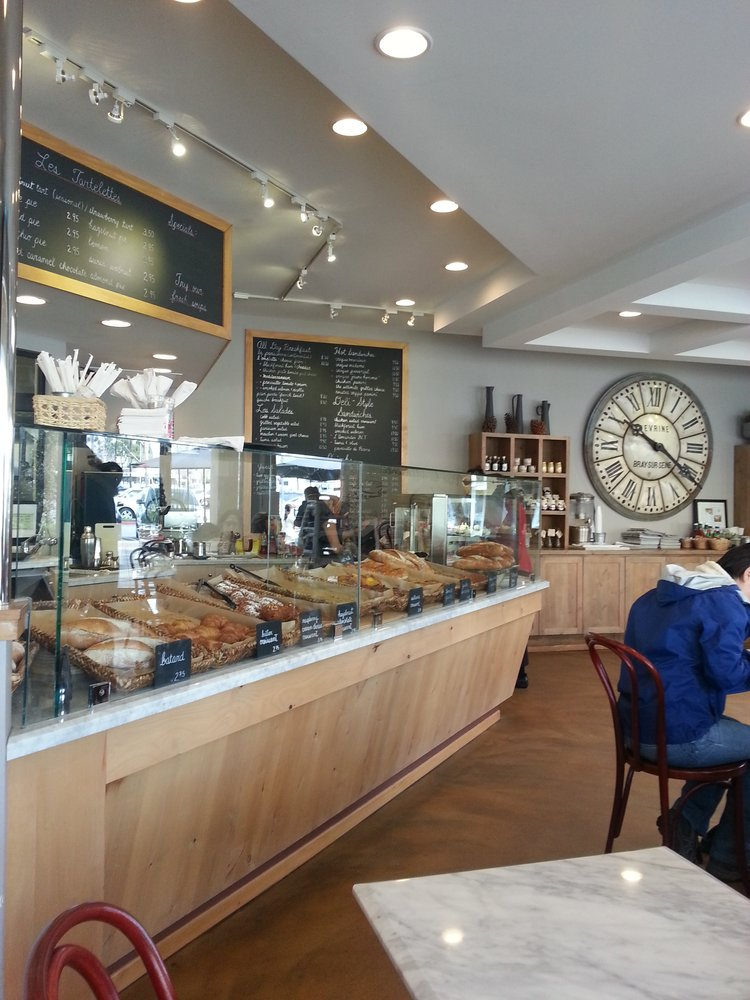 L'Amande French Bakery, Torrance