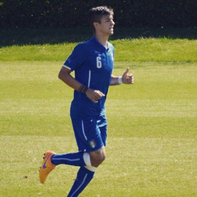 Grainy photos and bright futures: the Gianluca Mancini story.