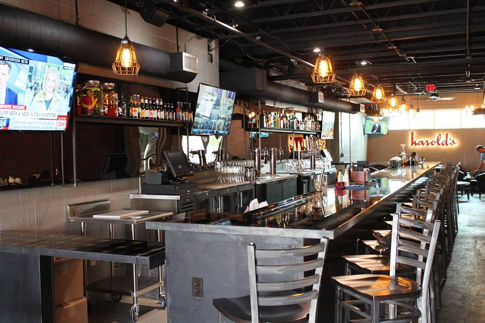 Harold's Tap Room Opens In The Heights May 19