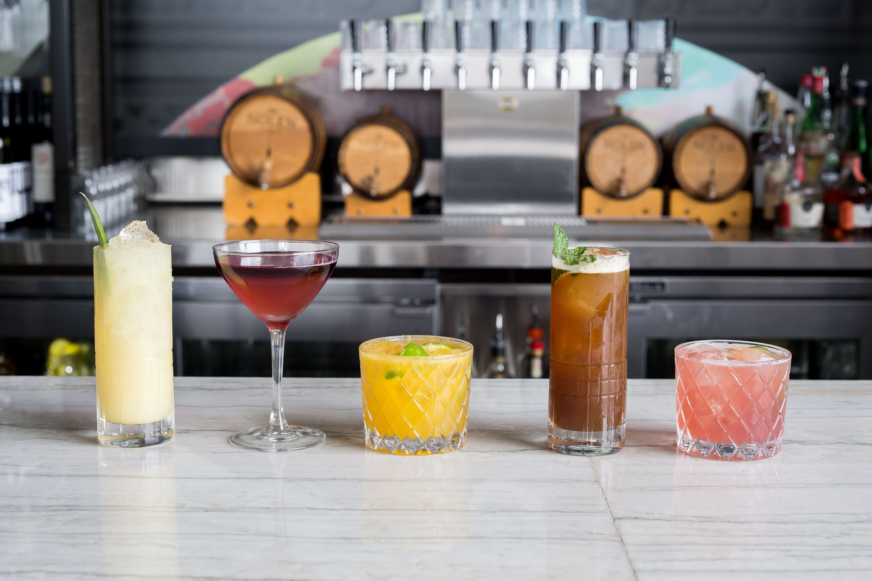New Spring/Summer Cocktails at The Nolen