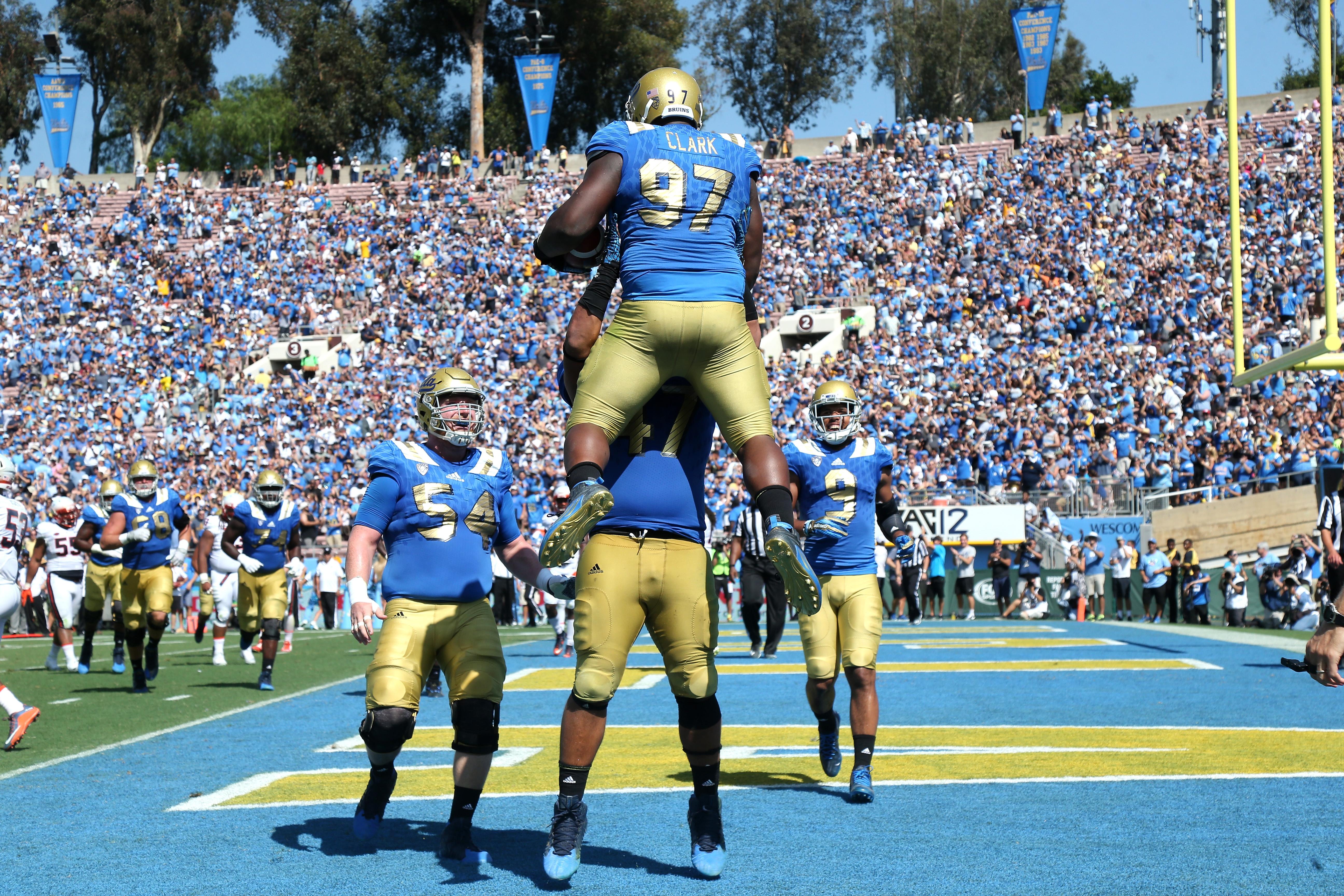 Virginia v UCLA