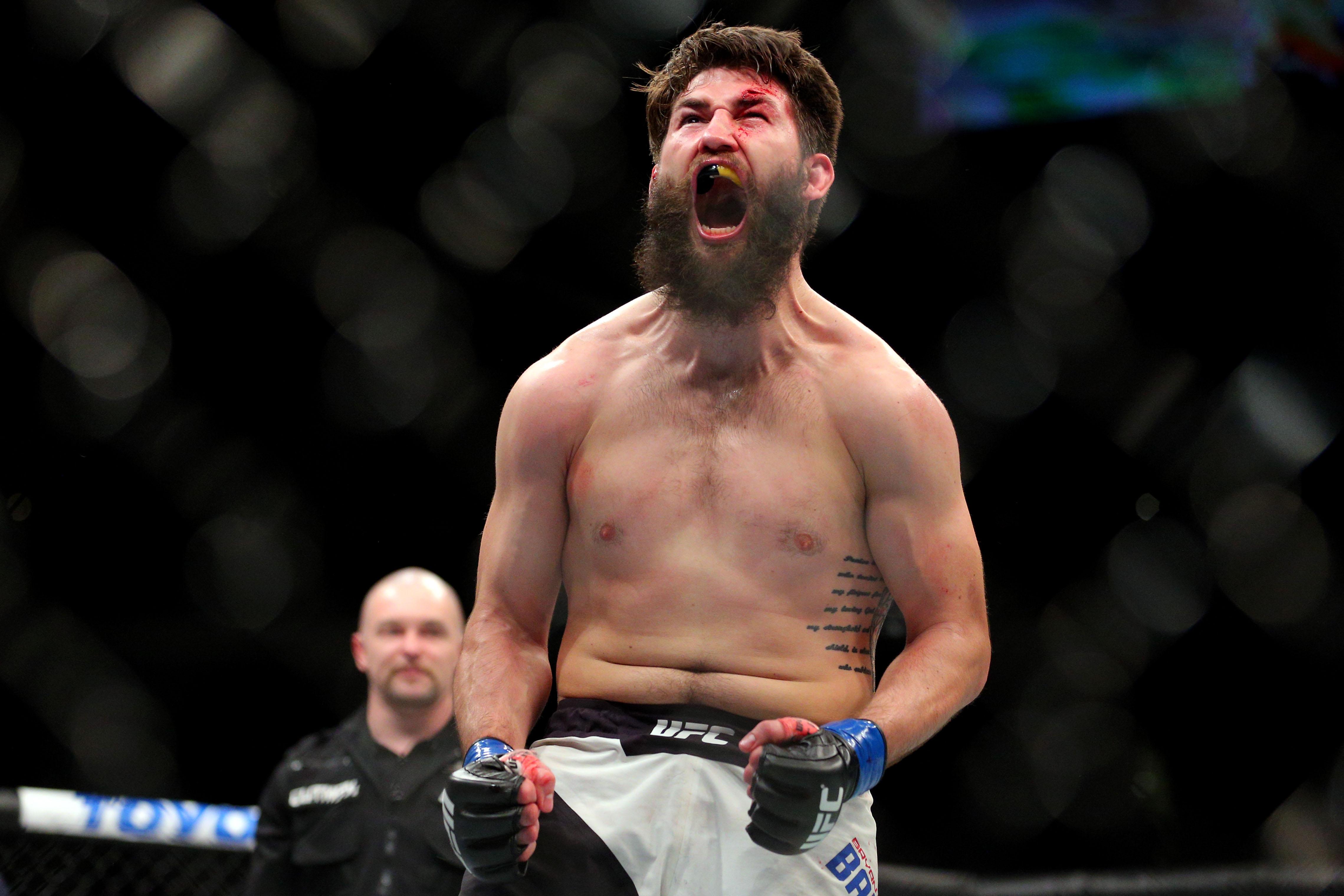 MMA: UFC on Fox 18-Northcutt vs Barberena