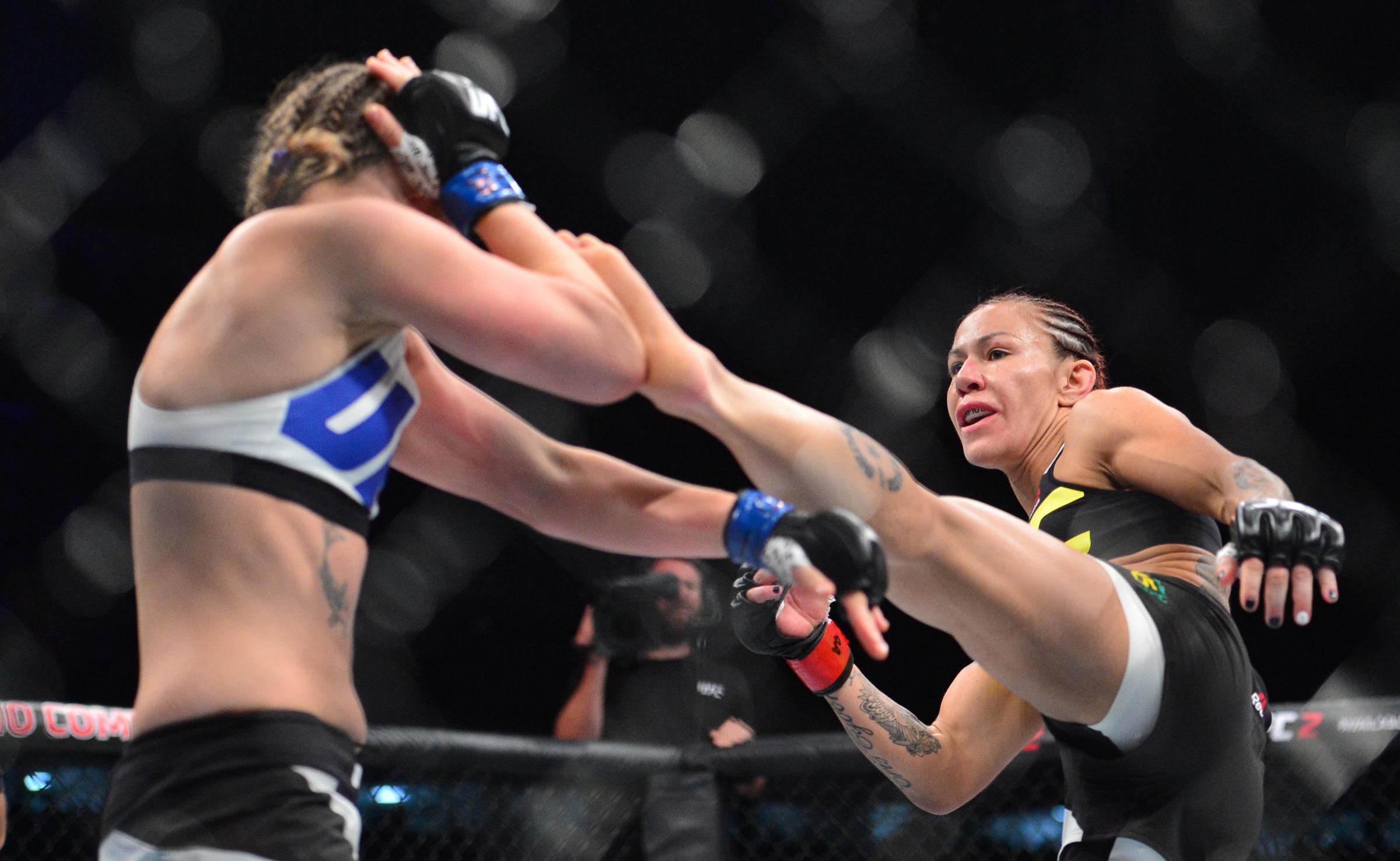 MMA: UFC Fight Night-Justino vs Smith