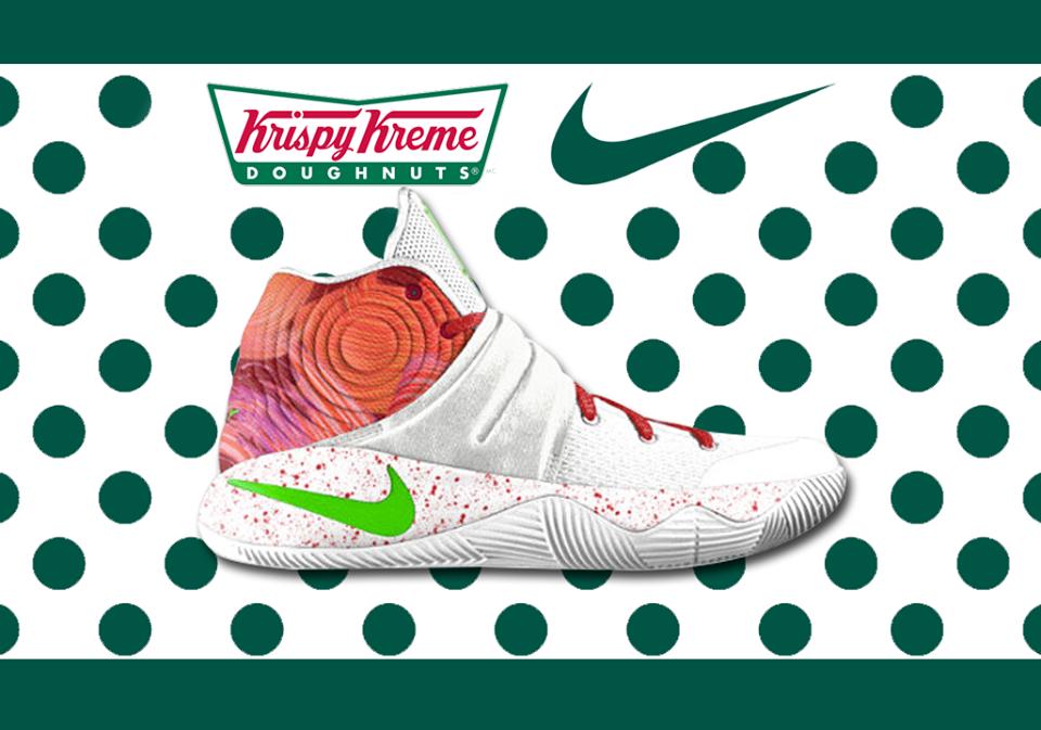 Nike and Krispy Kreme Collaborate on Doughnut-Inspired Sneaker Truck