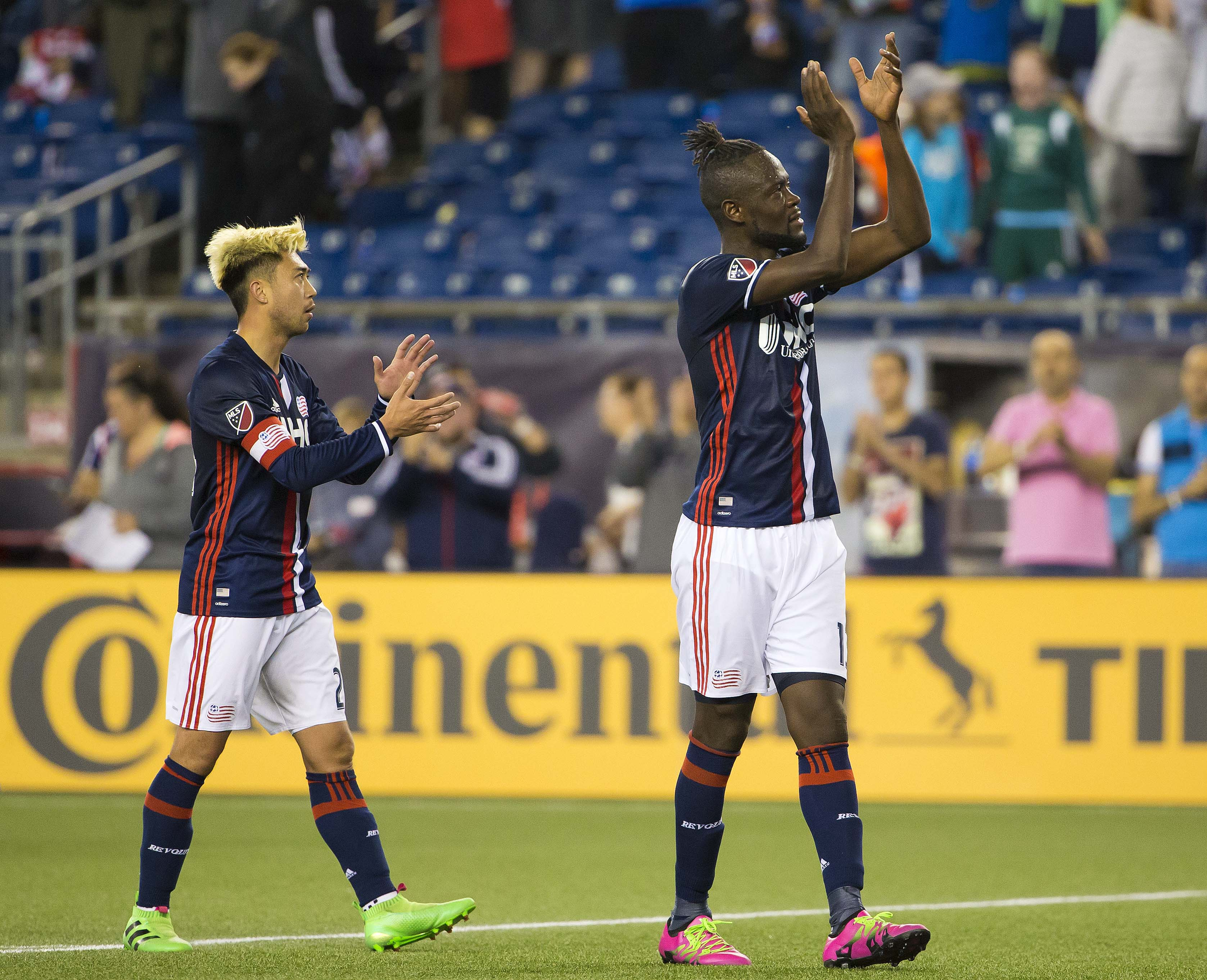 Kei Kamara didn't get on the score sheet, but showed his class by pestering the Fire back line.