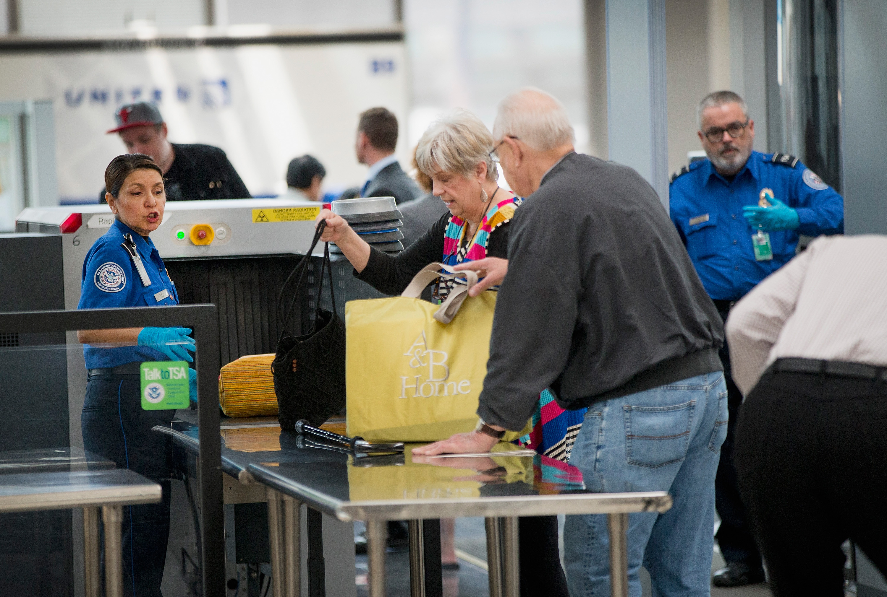 The TSA is a waste of money that doesn't save lives and might actually cost them