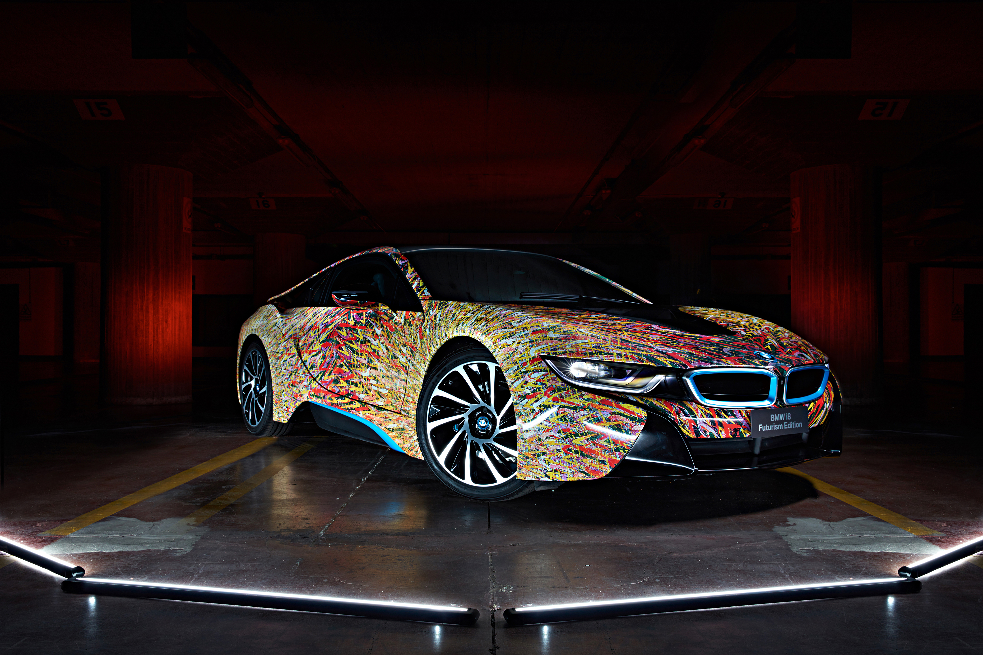 The BMW I8 Futurism Edition Is Most Incredible Looking Yet