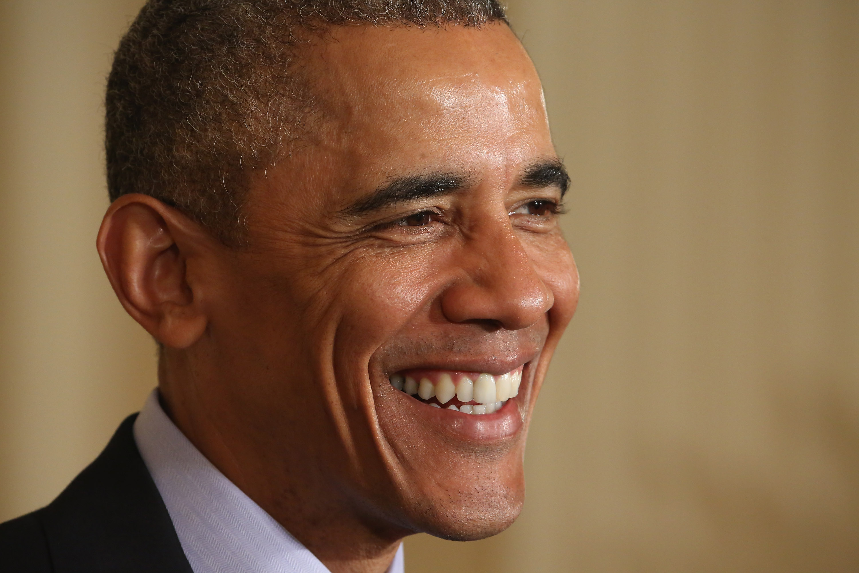 2015 was the first year 90 percent of Americans had health insurance. Thanks, Obama.