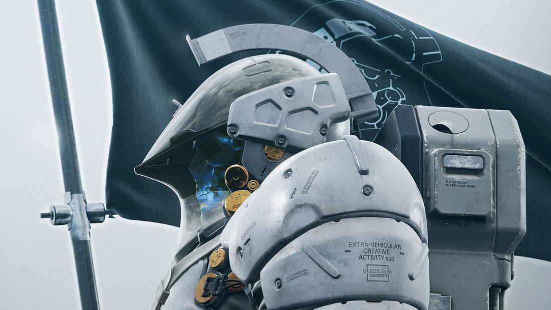 Hideo Kojima reveals the character behind the new Kojima Productions logo