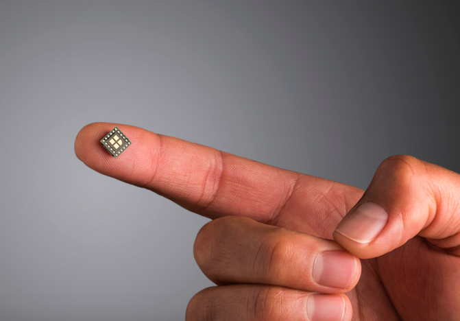 Afero's secure radio chip