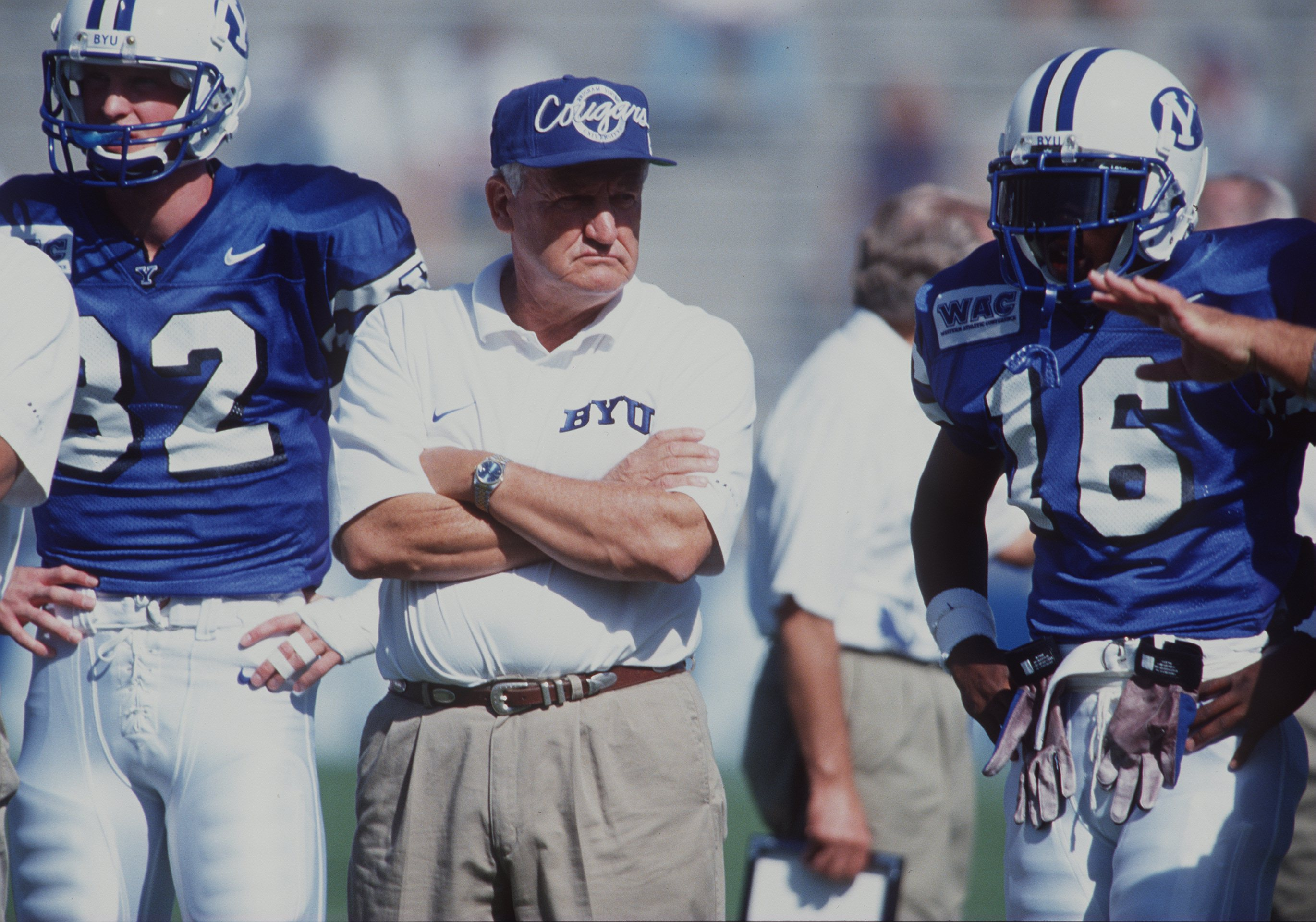BYU Winning The National Title In 1984 Was Fine Because No One Else