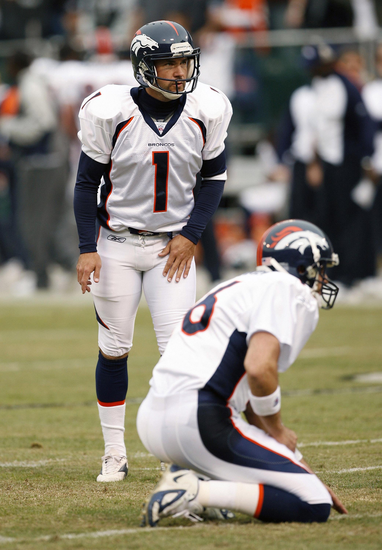 Denver Broncos vs Oakland Raiders - November 12, 2006