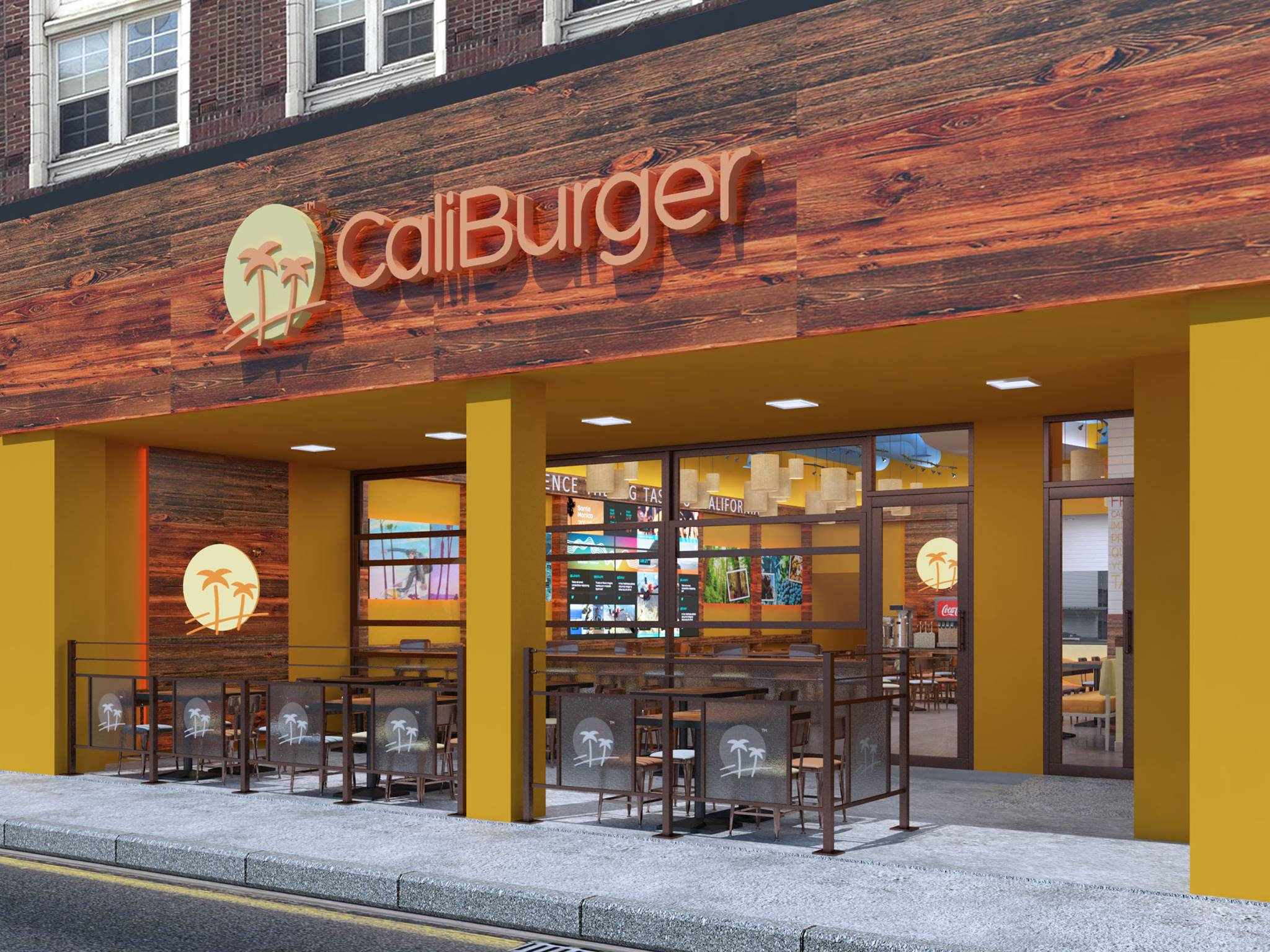A proposed CaliBurger look