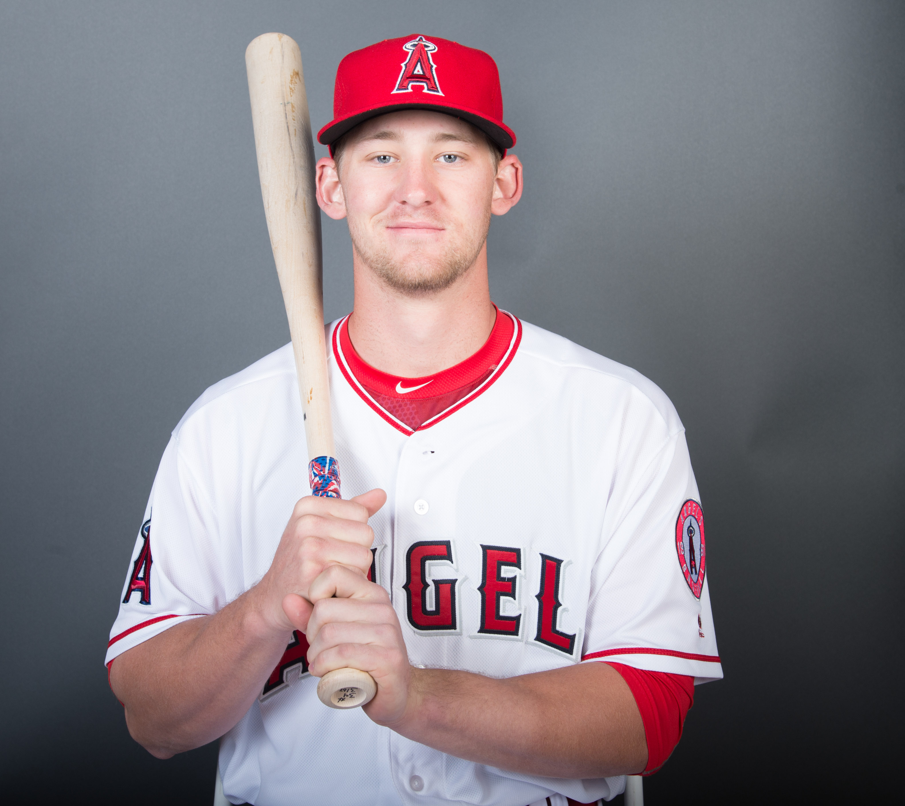 Agent 99: Taylor Ward, the Angels' first round draft selection from 2015.