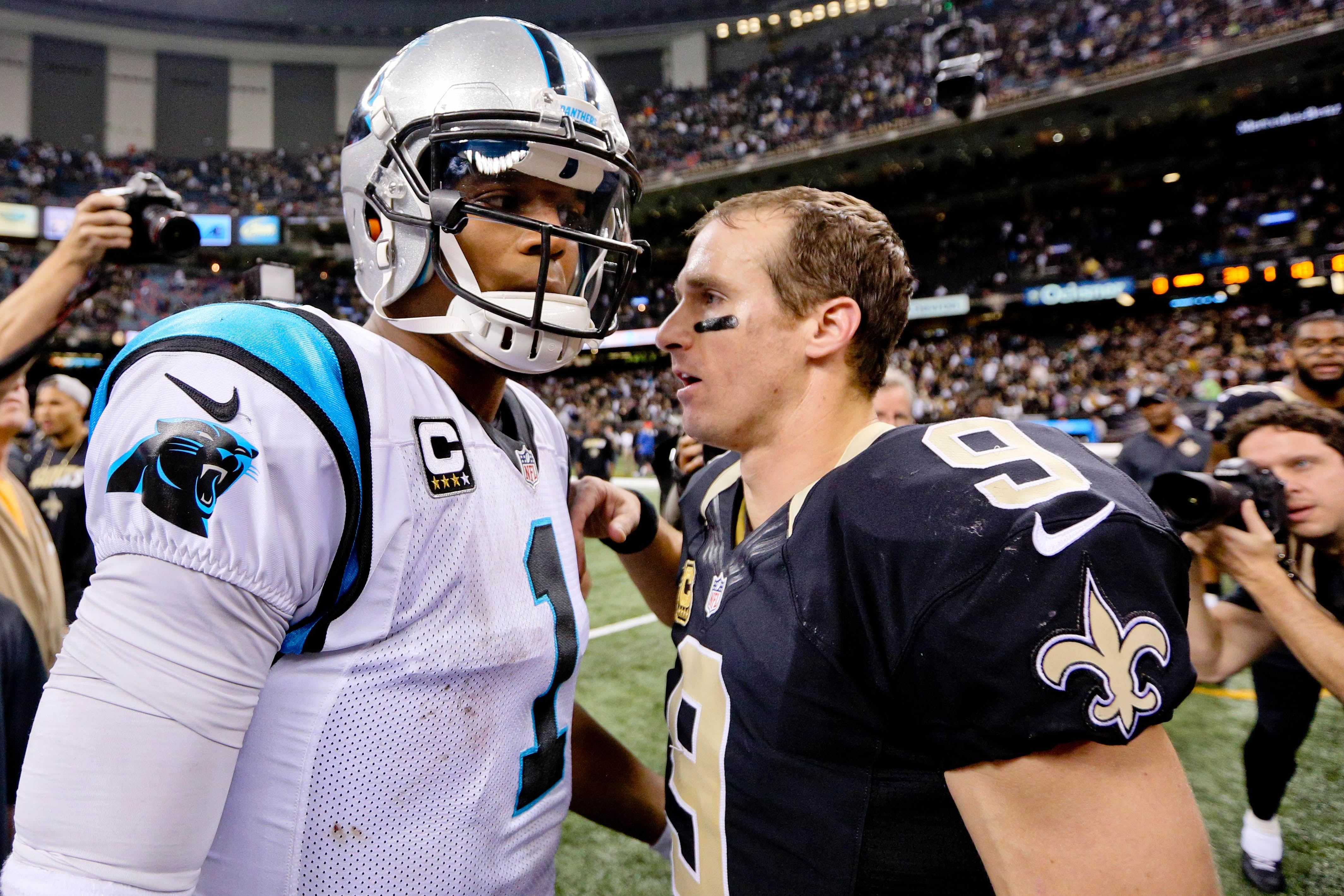 Cam Newton and Drew Brees should provide quality QB1 fantasy numbers in 2016