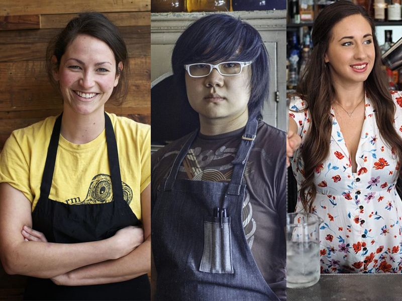 Eater Young Gun's Austin semifinalists this year.