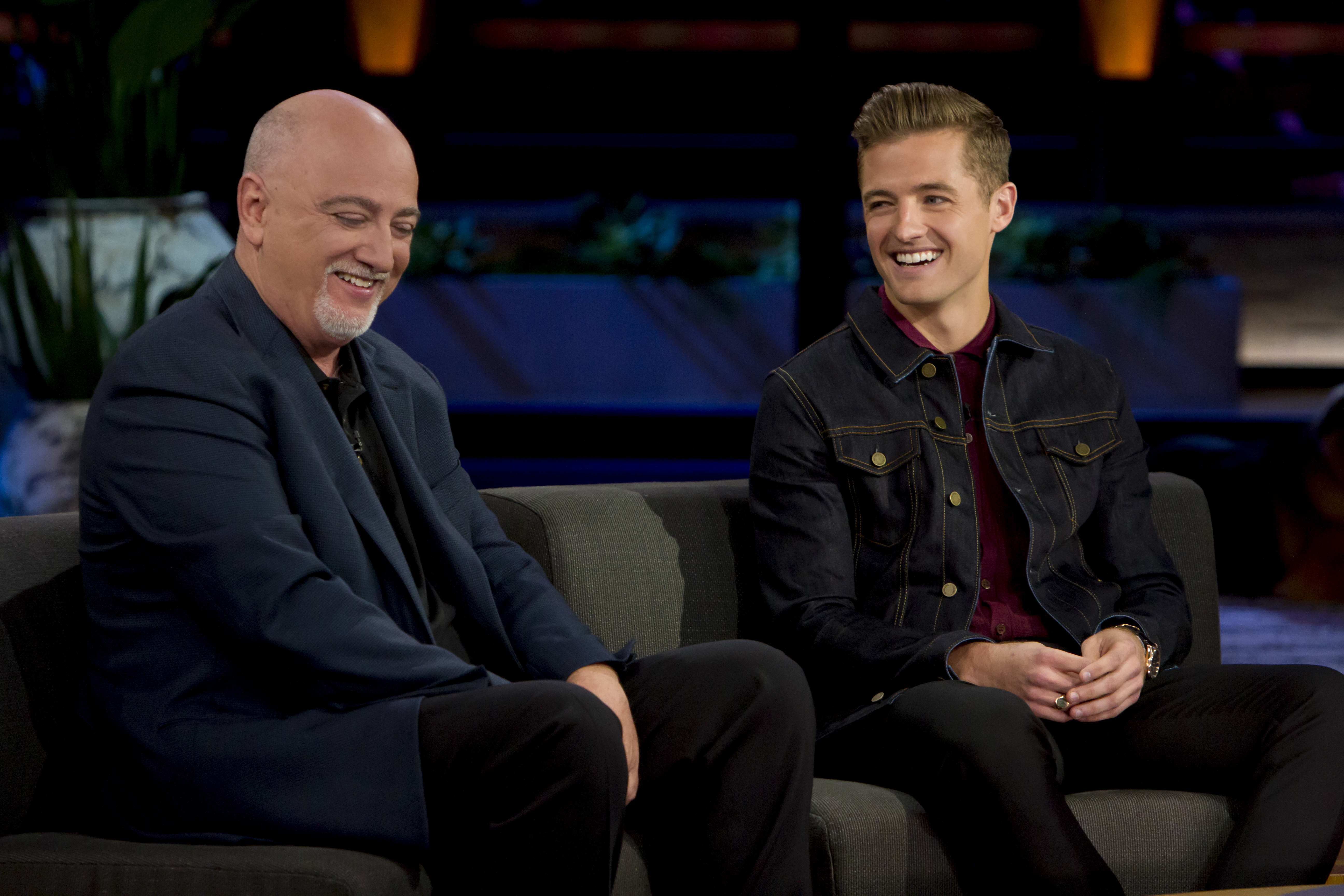 Robbie Rogers talked sports with Chelsea Handler and Bill Plaschke.