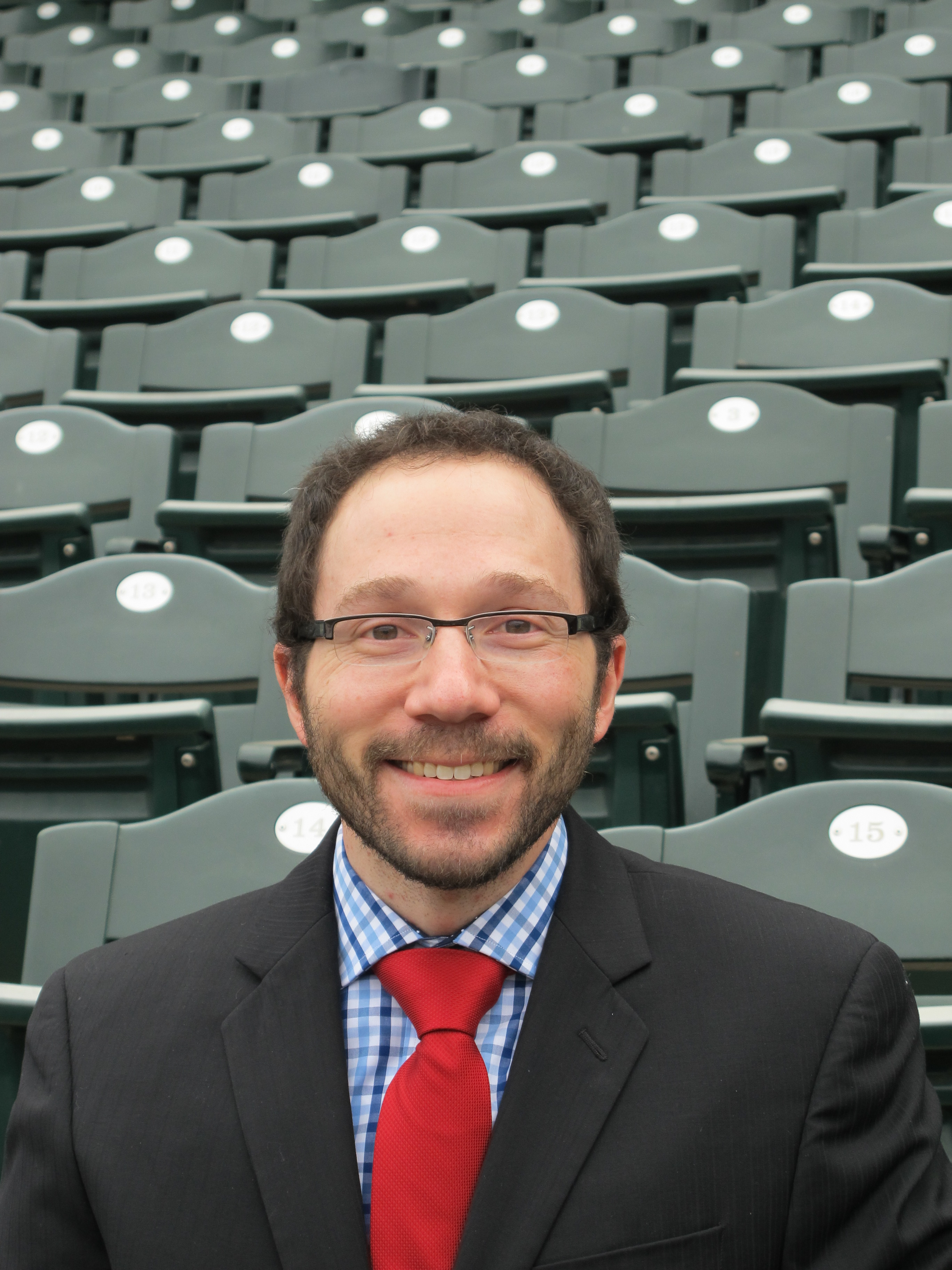 This is Alex  Freedman's fifth season calling games for Triple-A Oklahoma City.
