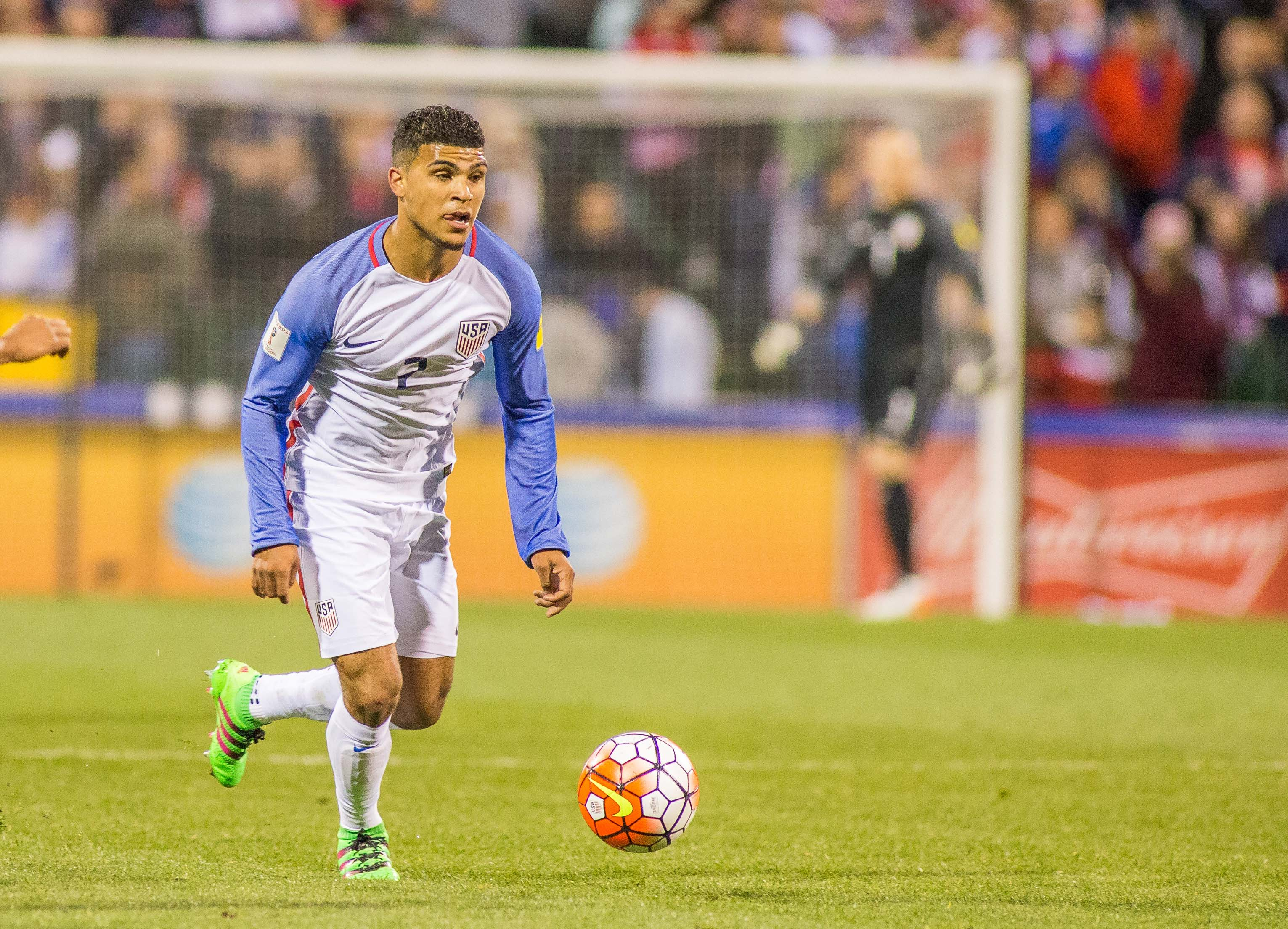 DeAndre Yedlin was one of three former MAC stars to be chosen to the final Copa America roster.
